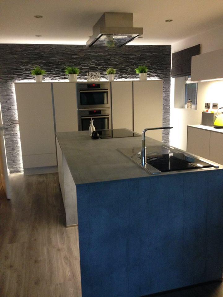 Modern Kitchen Design And Installation Barnsley